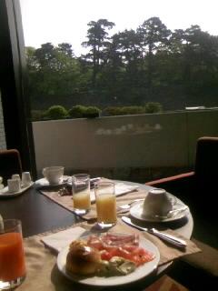 名古屋城のお堀